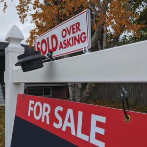 5 Things to Consider Before Entering a Bidding War
